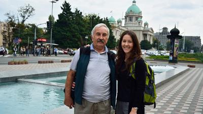 Friendly Serbian People