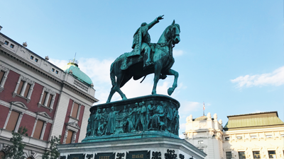 Republic Square, Belgrade